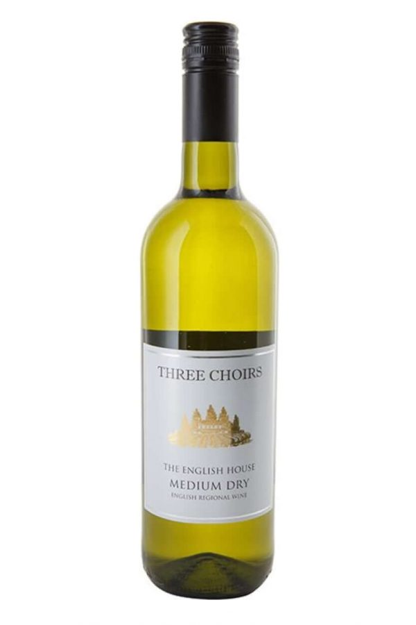 Three Choirs English House Medium Dry 2017 English White Wine