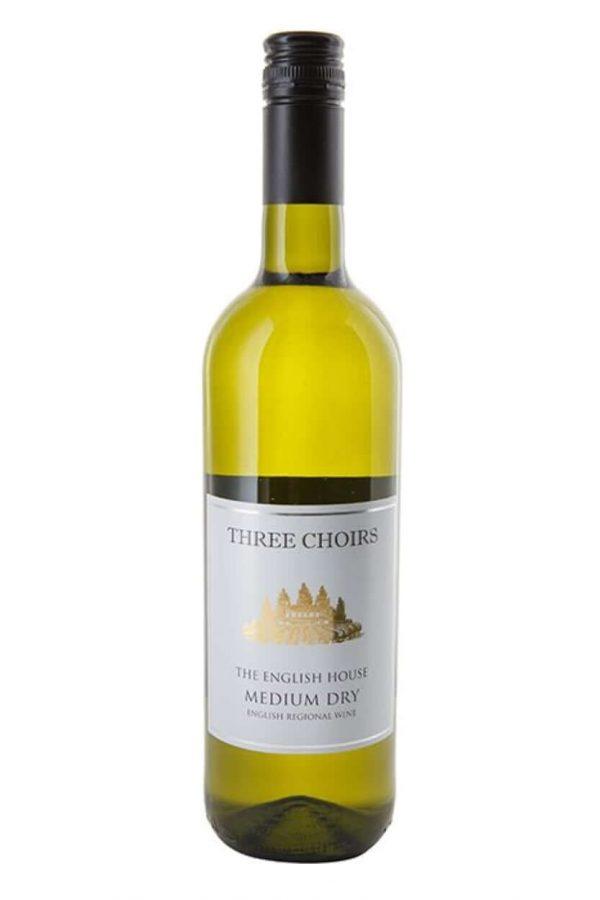Three Choirs English House Medium Dry 2017 English White Wine