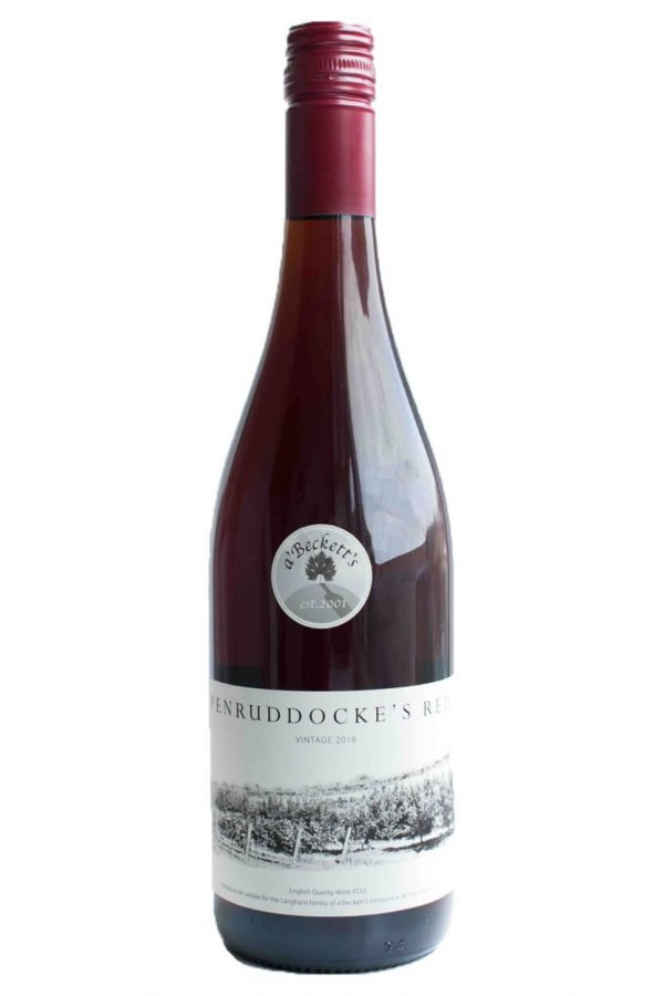 A'Becketts Penruddocke's Red 2018 English Red Wine