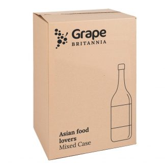 Asian food lovers mixed case