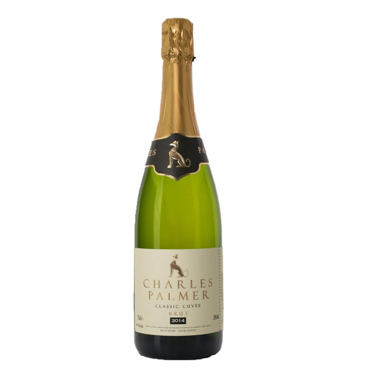 Charles Palmer Classic Cuvée 2014 Sparkling English Wine