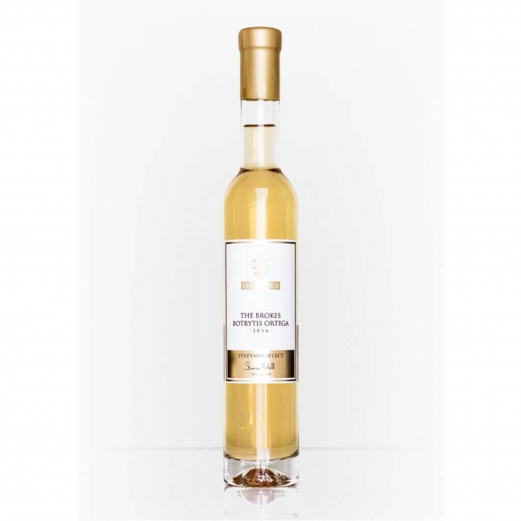 Denbies Wine Estate The Brokes Botrytis Ortega 2016 English Dessert Wine