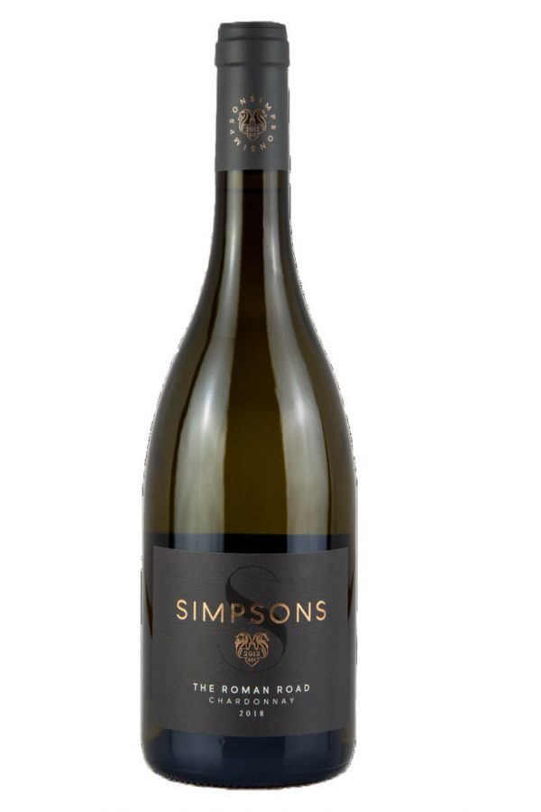 Simpsons Roman Road Chardonnay 2018 English White Wine