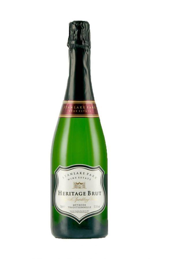 Stanlake Park Heritage Brut NV Sparkling English Wine
