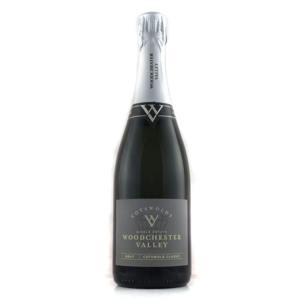 Woodchester Valley Cotswold Classic 2017 Sparkling English Wine