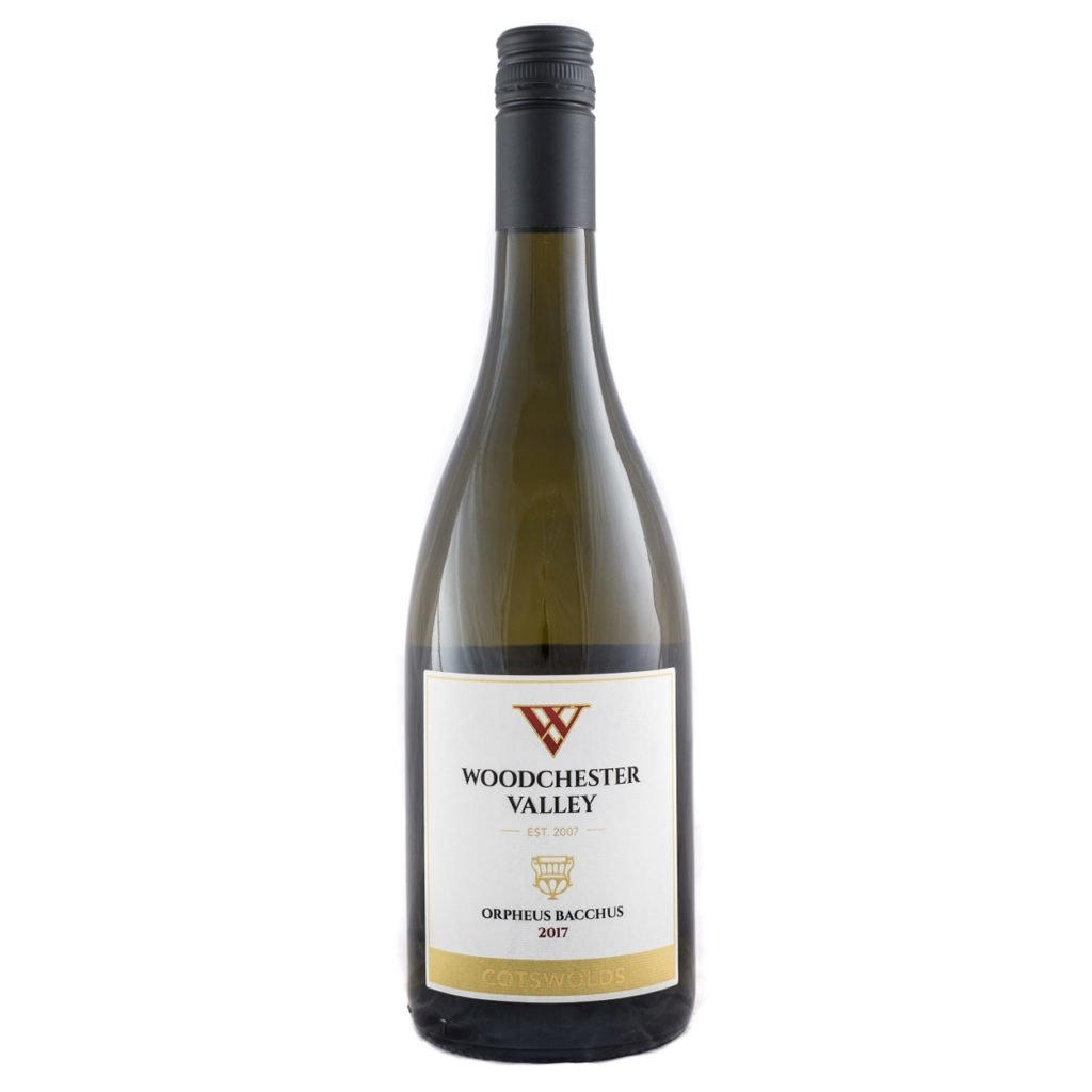 Woodchester Valley Orpheus Bacchus 2017 English White Wine