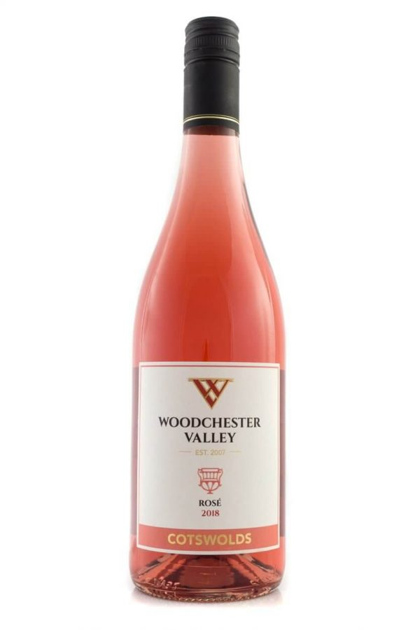 Woodchester Valley Rosé 2018 English Rosé Wine