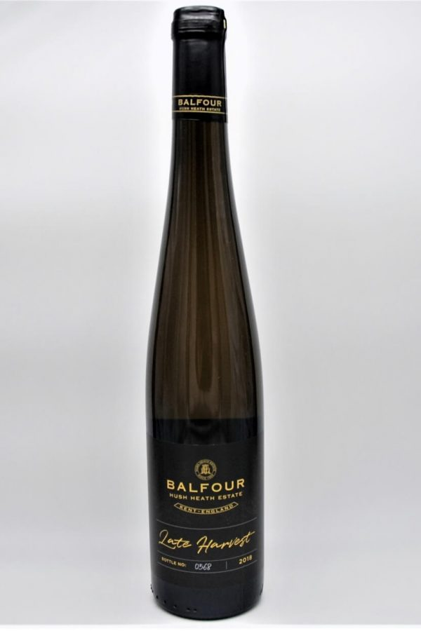 Balfour Late Harvest Chardonnay 2018 English White Wine