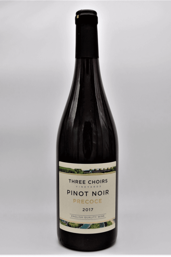 Three Choirs Pinot Noir Precoce 2017 English Red Wine
