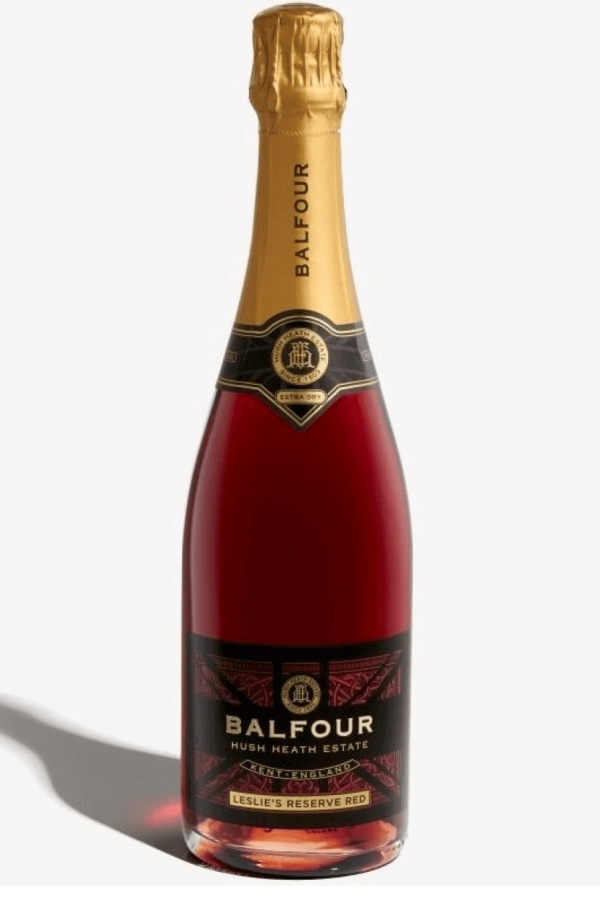 Balfour Hush Heath Leslie's Reserve Red NV Sparkling English Wine