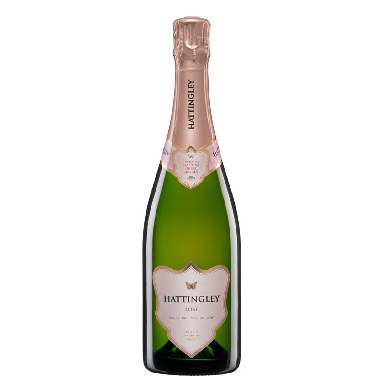 Hattingley Valley Rosé 2018 English Sparkling Wine