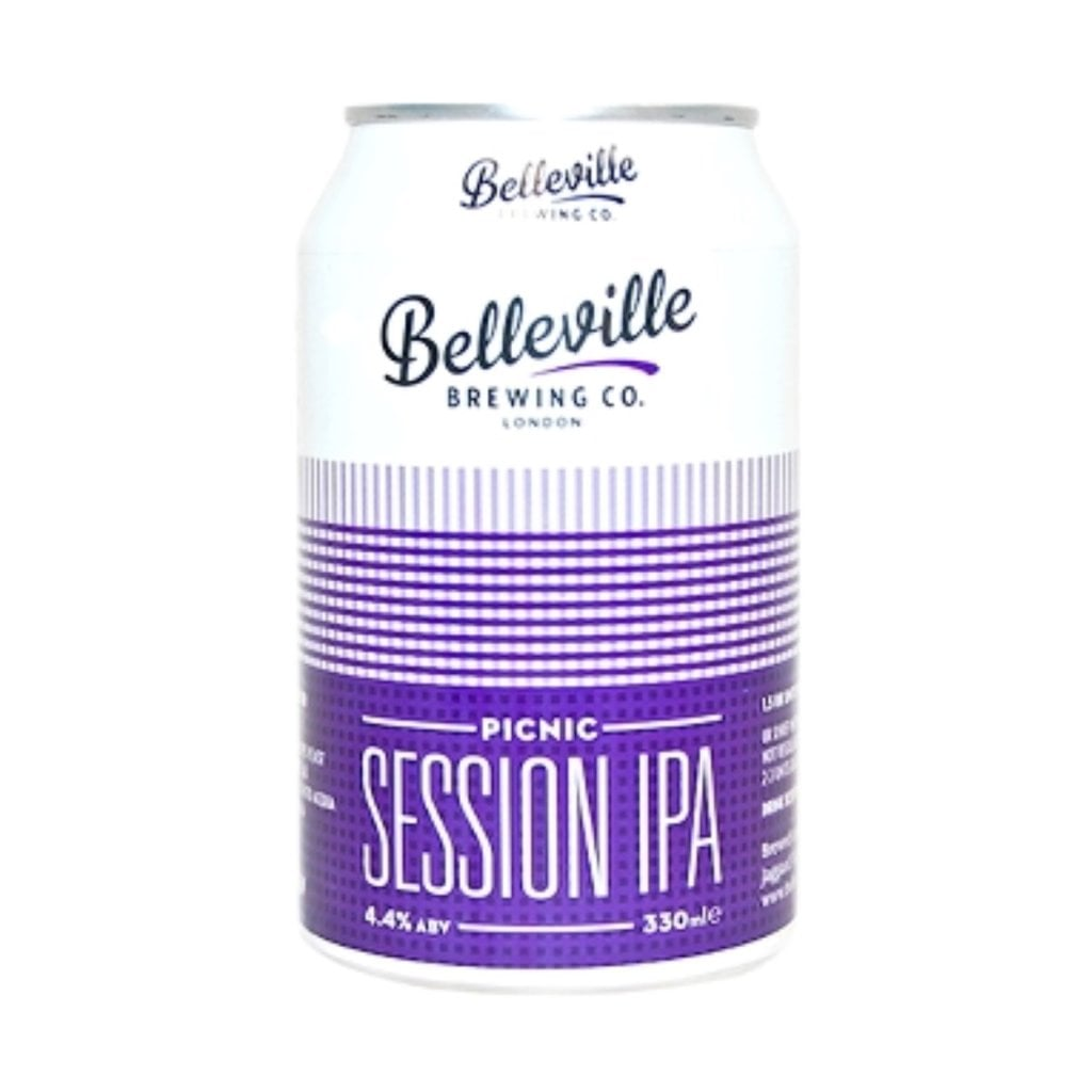 Belleville Session IPA English beer