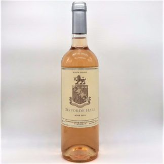 Giffords Hall Rosé 2018 English Rosé Wine