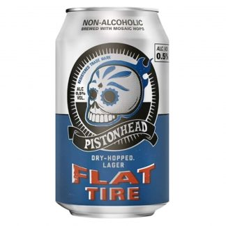 Pistonhead Flat Tire English Beer
