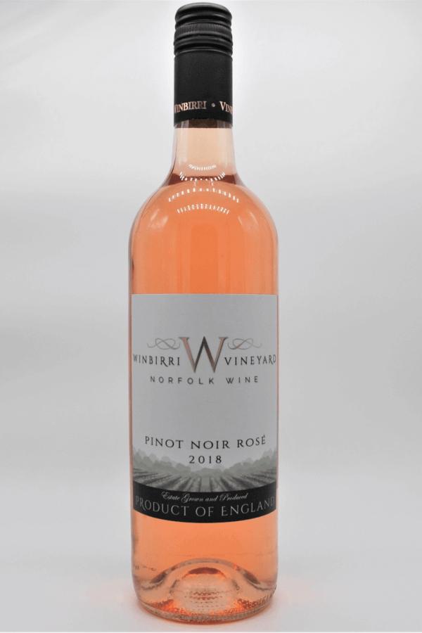 Winbirri Pinot Noir Rosé 2018 English Rosé Wine