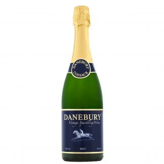 Danebury Vineyard Cossack 2014 Sparkling English Wine