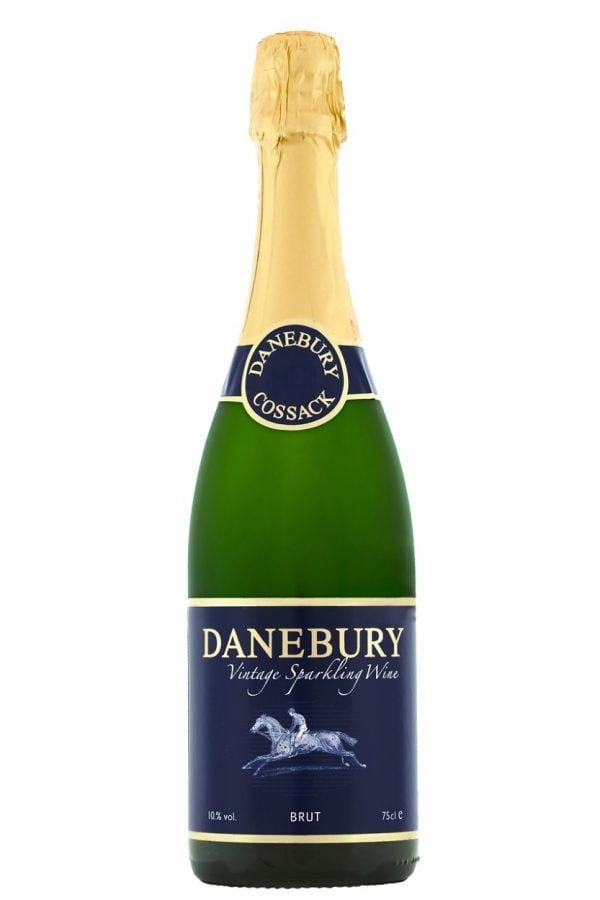 Danebury Vineyard Cossack 2014 Sparkling English Wine