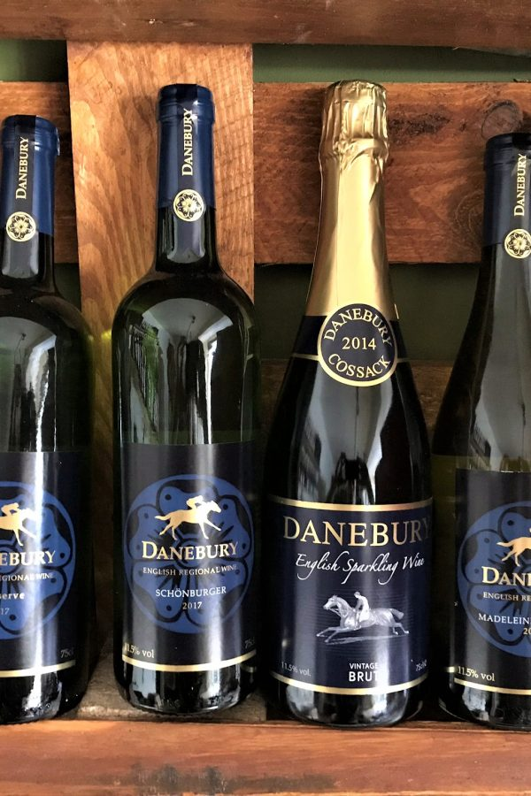 Danebury Mixed Case English Wine
