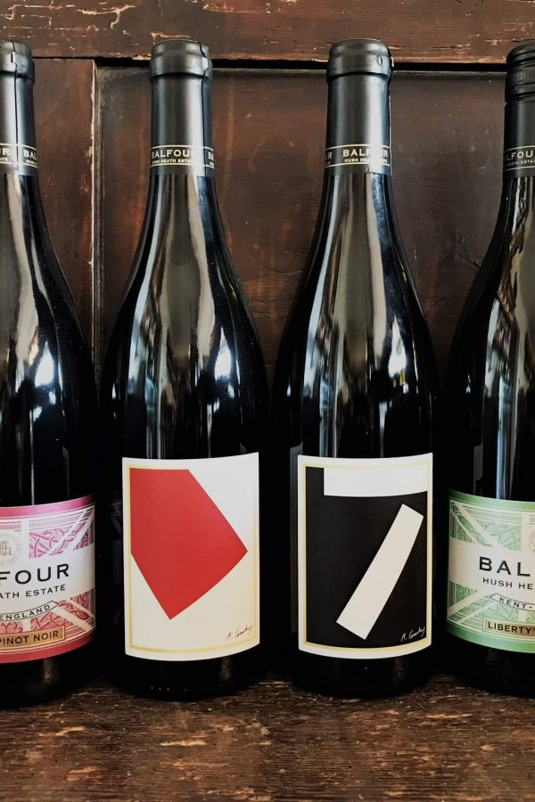 Balfour Mixed Case English Wine