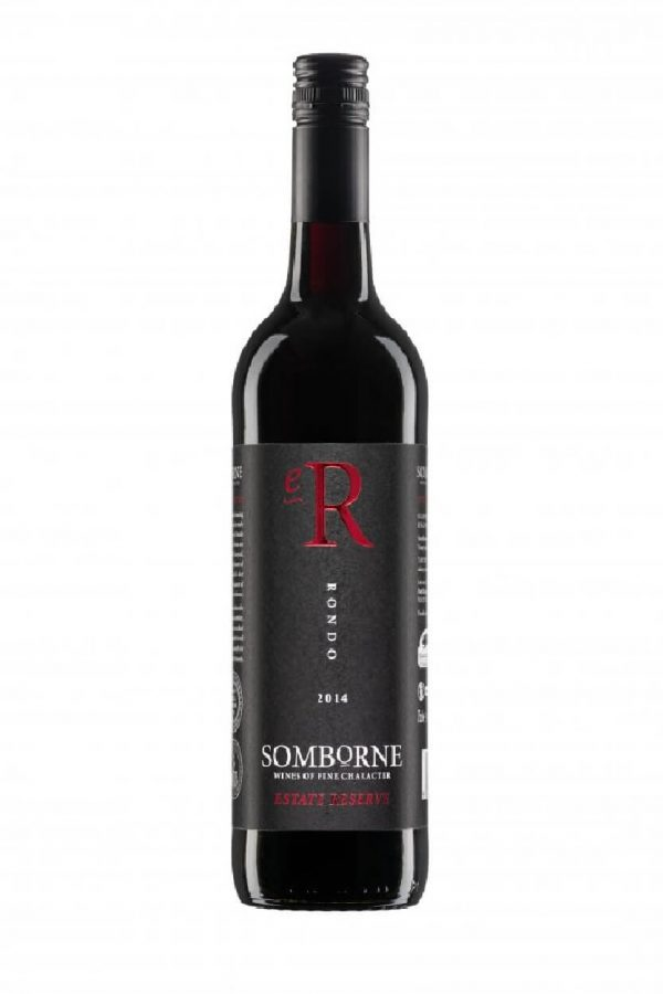 Somborne Valley Rondo 2014 English Red Wine