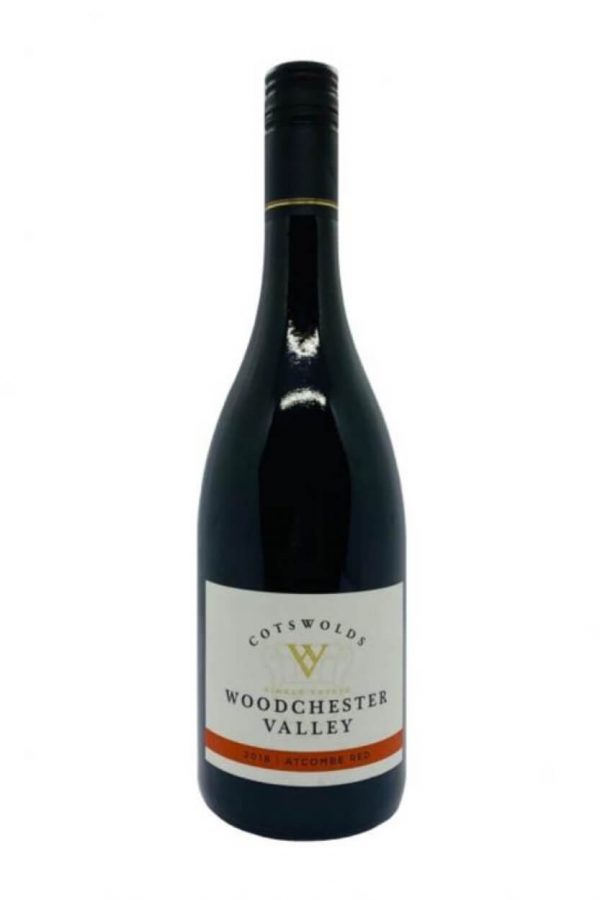 Woodchester Valley Atcombe Red 2018 English Red Wine