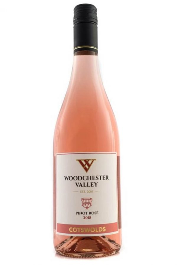 Woodchester Valley Pinot Noir Rosé 2018 English Rosé Wine