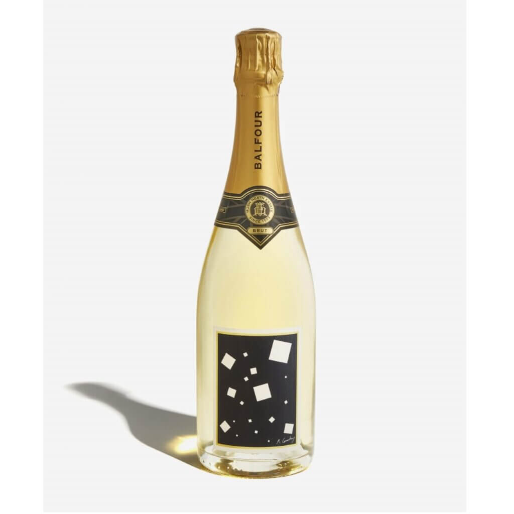 Balfour Hush Heath Victoria Ash Blanc de Blancs MV English Sparkling Wine