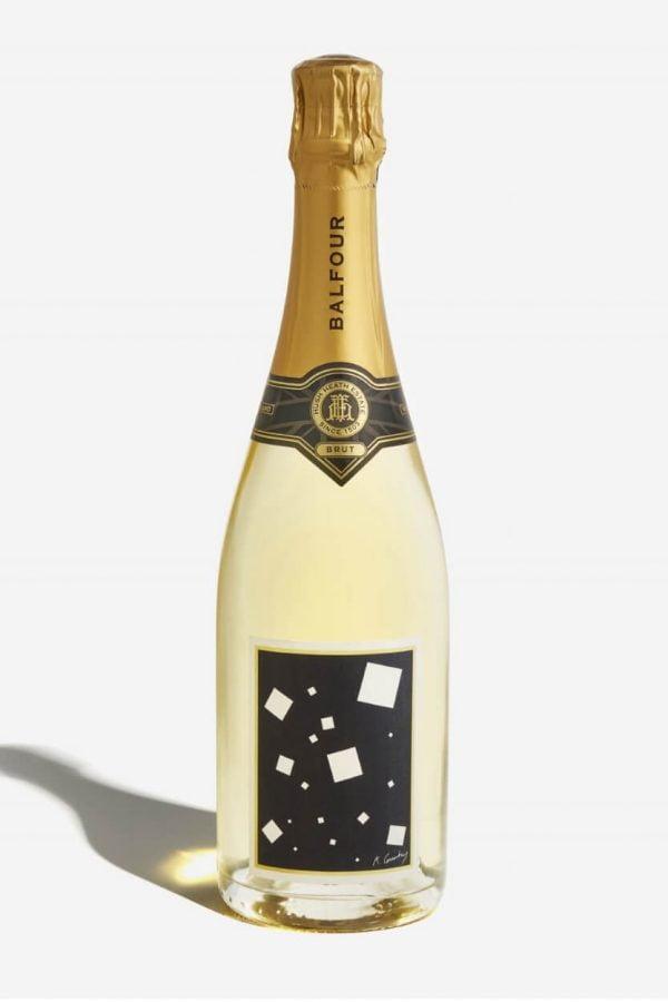 Balfour Hush Heath Victoria Ash Blanc de Blancs MV English Sparkling Wine