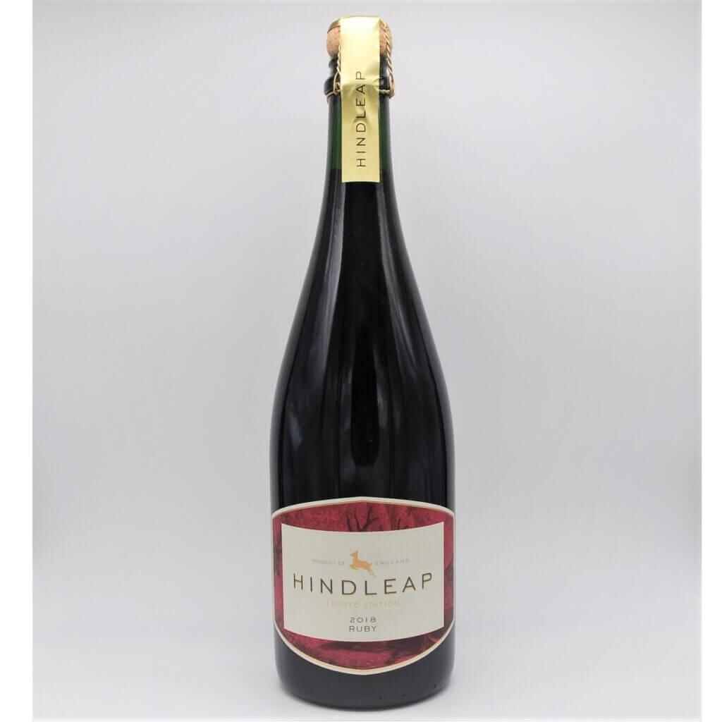 Bluebell Vineyard Hindleap Ruby 2018 English Sparkling Wine