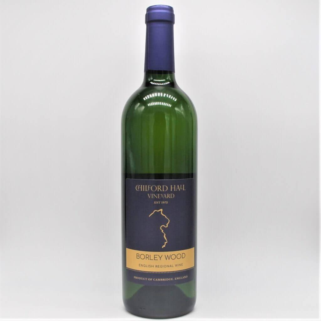 Chilford Hall Borley Wood 2019 English White Wine
