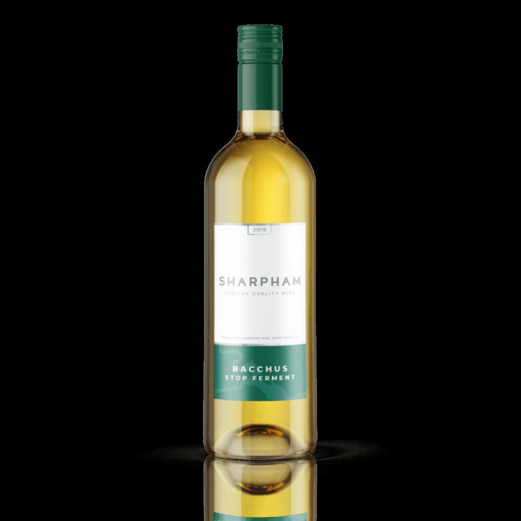 Sharpham Vineyard Stop Ferment Bacchus 2019 English White Wine