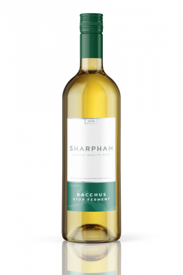 Sharpham Vineyard Stop Ferment Bacchus 2019 English White Wine