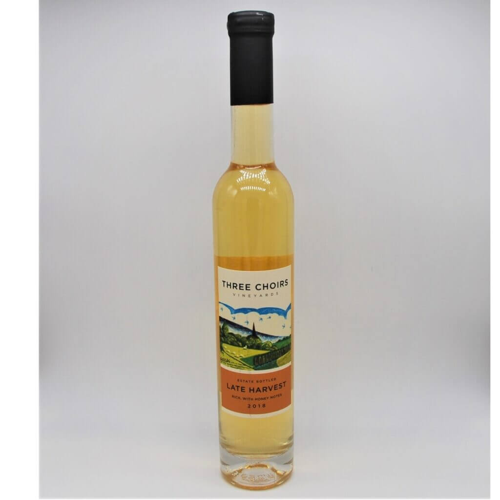 Three Choirs Late Harvest 2018 English Dessert Wine