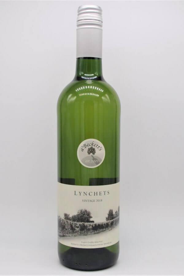 a'Becketts Lynchets 2018 English White Wine