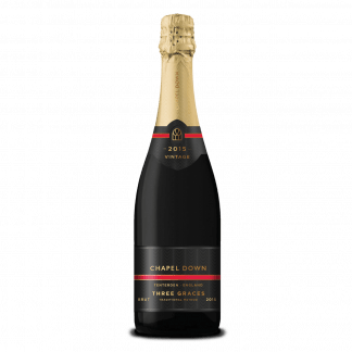 Chapel Down Three Graces 2015 English Sparkling Wine
