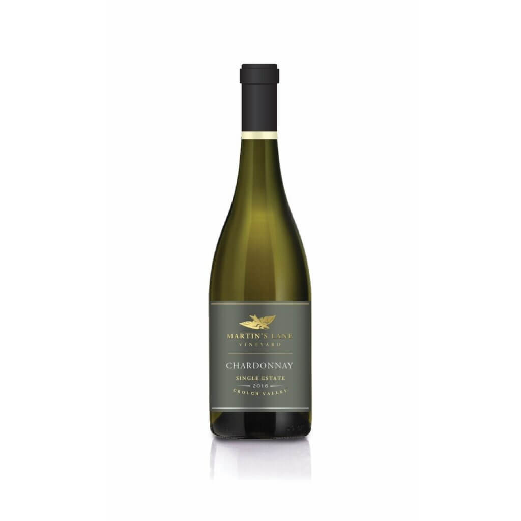 Martins Lane Chardonnay 2016 English White Wine