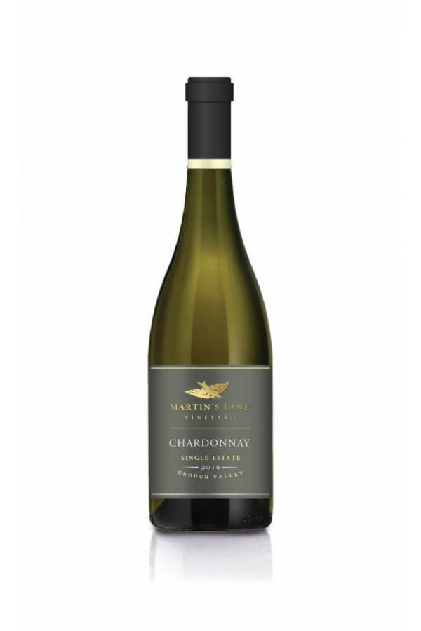 Martins Lane Chardonnay 2016 English White Wine