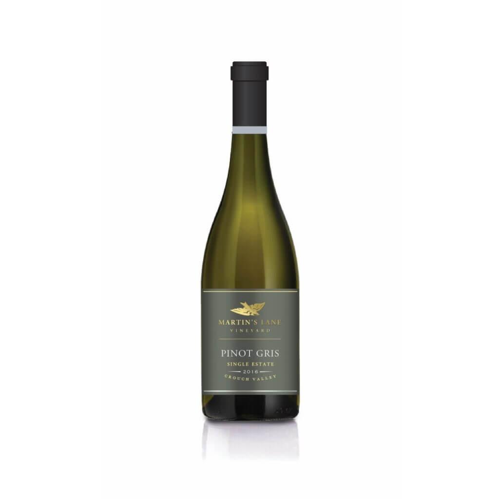 Martins Lane Pinot Gris 2016 English White Wine