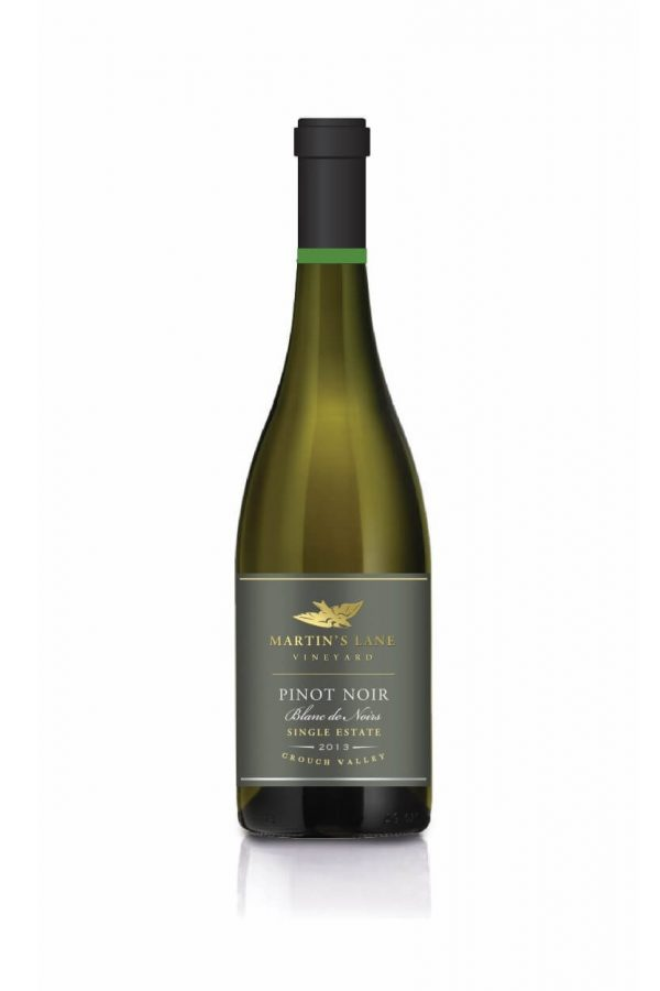 Martins Lane Pinot Noir Blanc de Noirs 2018 English White Wine