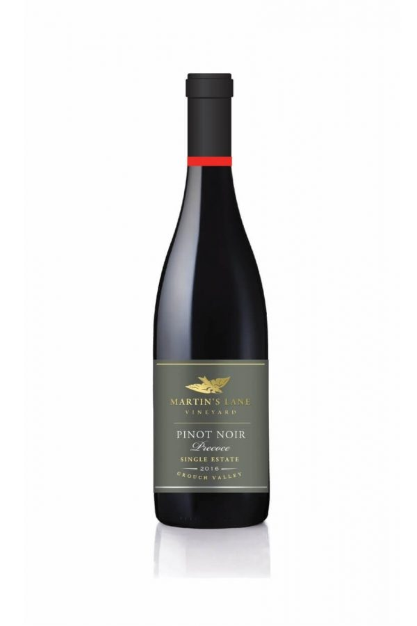 Martins Lane Pinot Noir Precoce 2016 English Red Wine