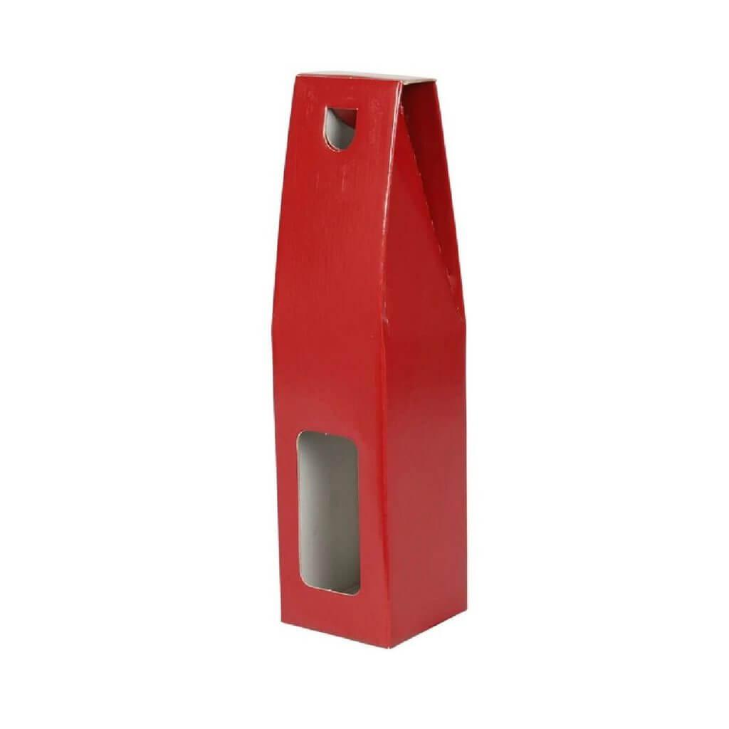 1 bottle red gift box