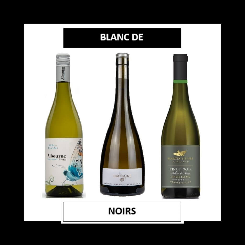 Still Blanc de Noirs English White Wine