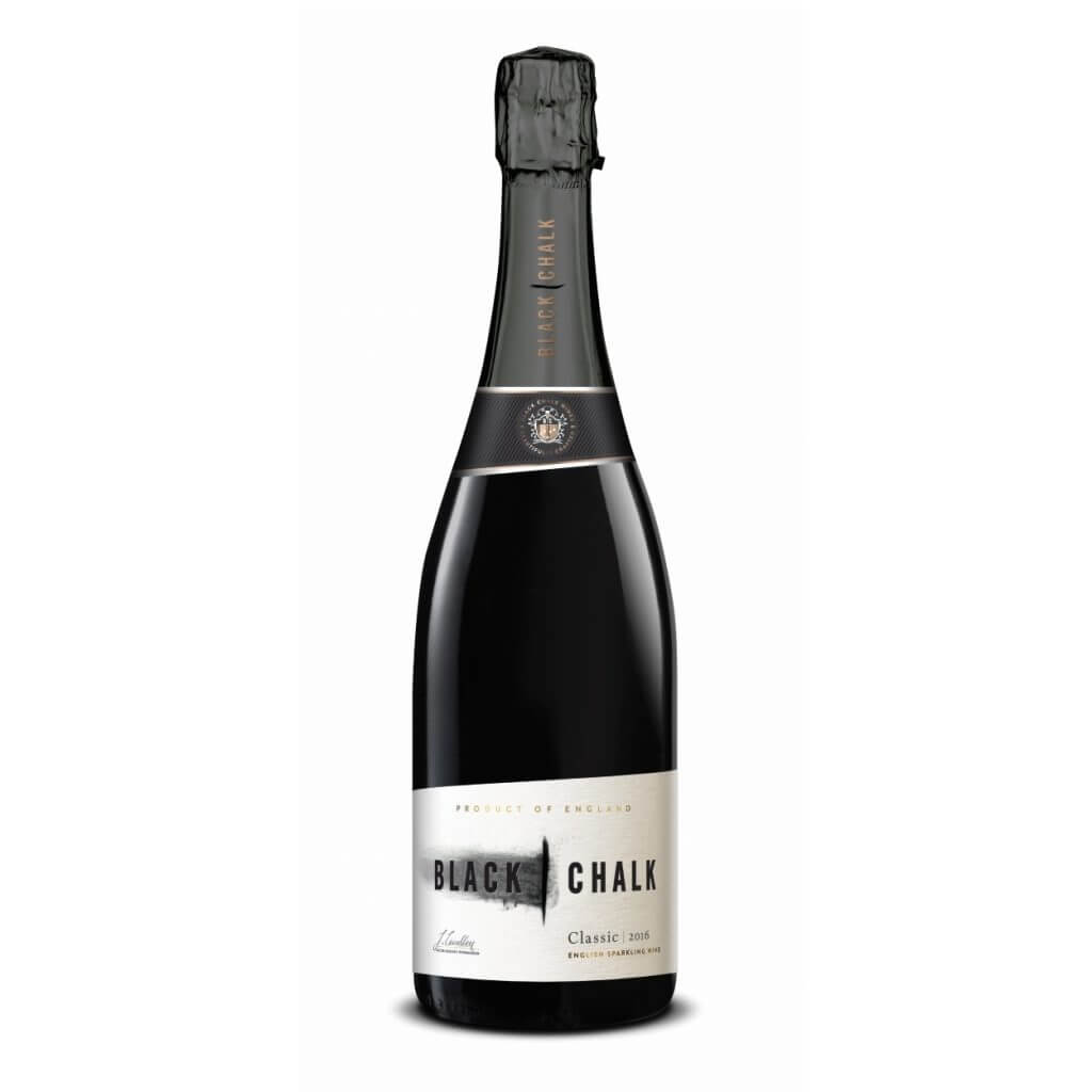Black Chalk Classic 2016 English Sparkling Wine