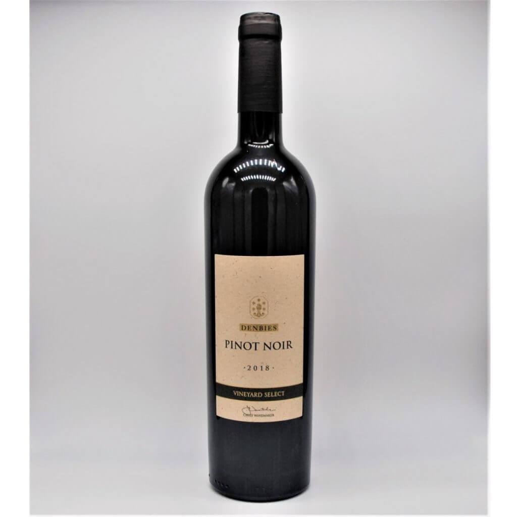 Denbies Wine Estate Pinot Noir 2018 English Red Wine