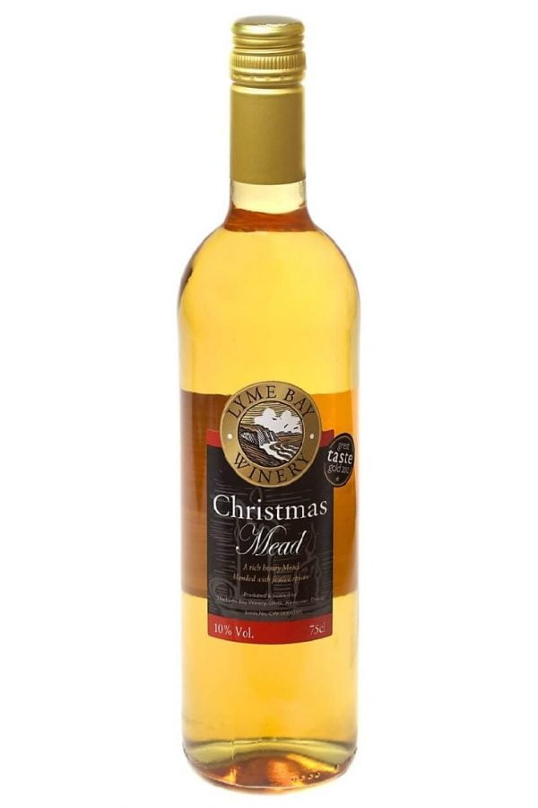 Lyme Bay Christmas Mead English Mead