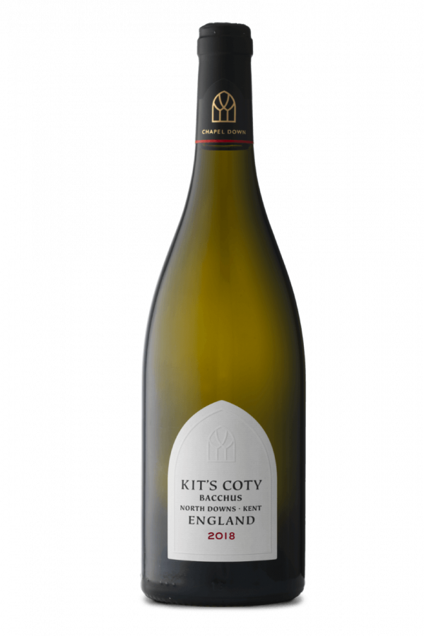 Chapel Down Kits Coty Bacchus 2018 English White Wine