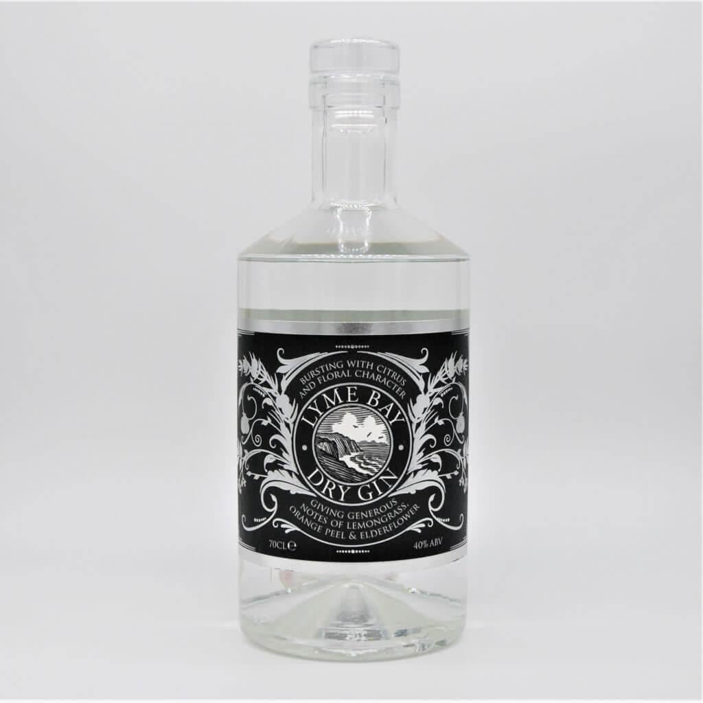 Lyme Bay Gin English Gin