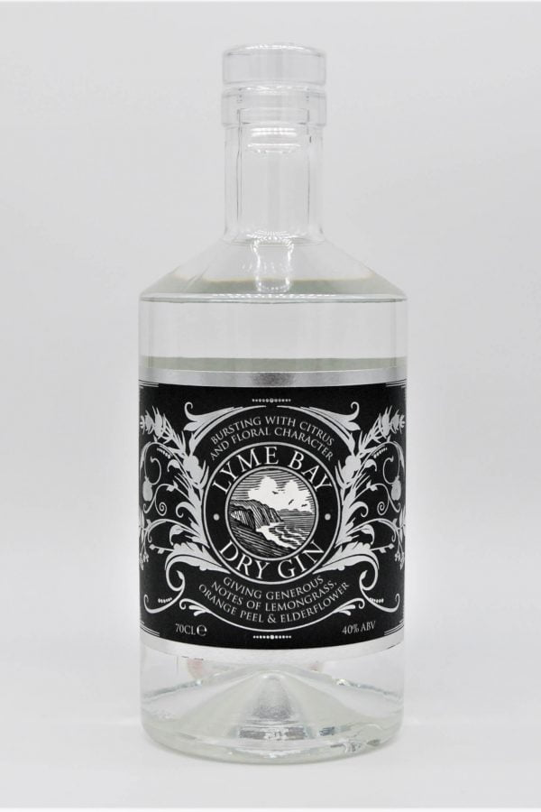 Lyme Bay Gin English Gin