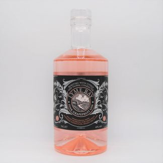 Lyme Bay Pink Grapefruit Gin English Gin