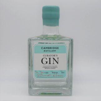 Cambridge Distillery Curator's Gin English Gin